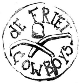 Frietcowboys Logo